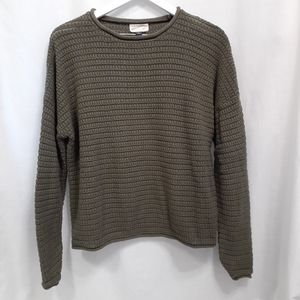 Universal Thread Knit Cropped Pullover Sweater XL
